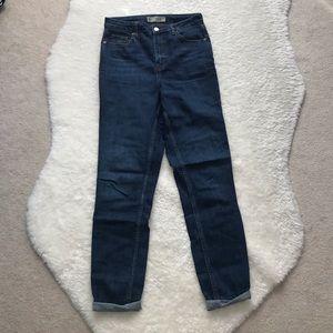 Topshop   Moto Orson jeans
